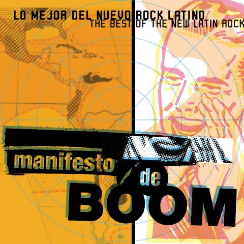 Manifesto De Boom CD Cover